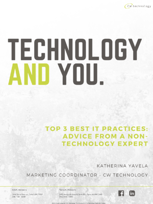 Technology and You