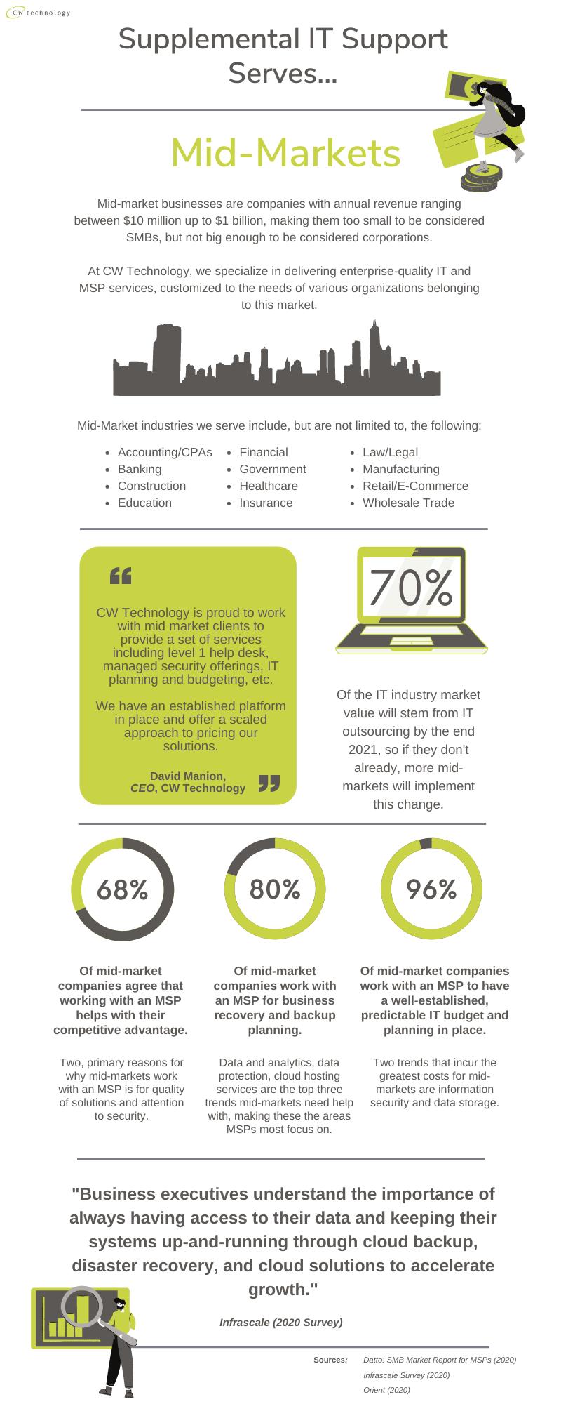 Supplemental IT - Infographic