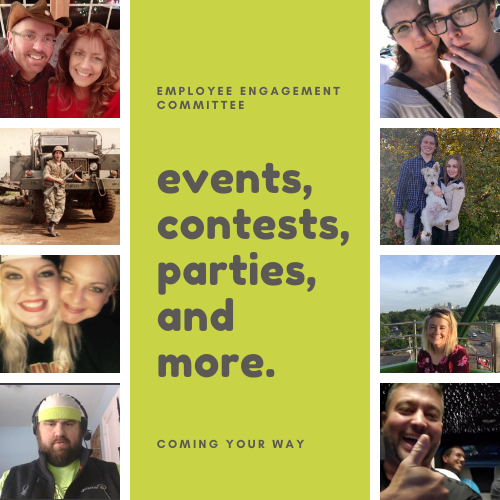 events. contests. parties. and more.